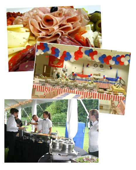Corporate Catered Event